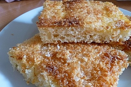 Buttermilch-Kokos-Kuchen 6