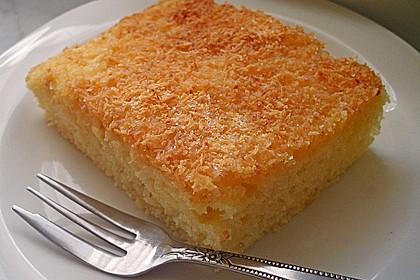 Buttermilch-Kokos-Kuchen 1