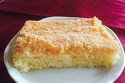 Buttermilch-Kokos-Kuchen 0