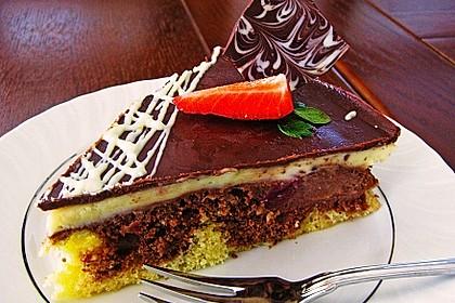 Donauwelle kuchen oder torte