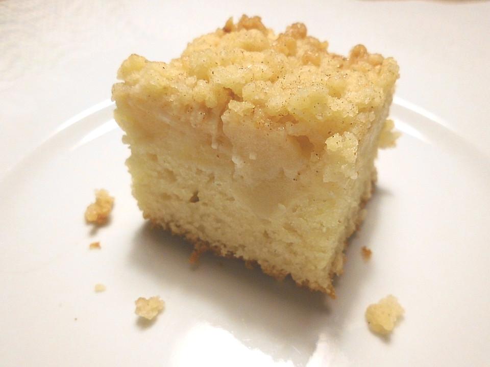 yemek: apfel streusel kuchen blech [8]