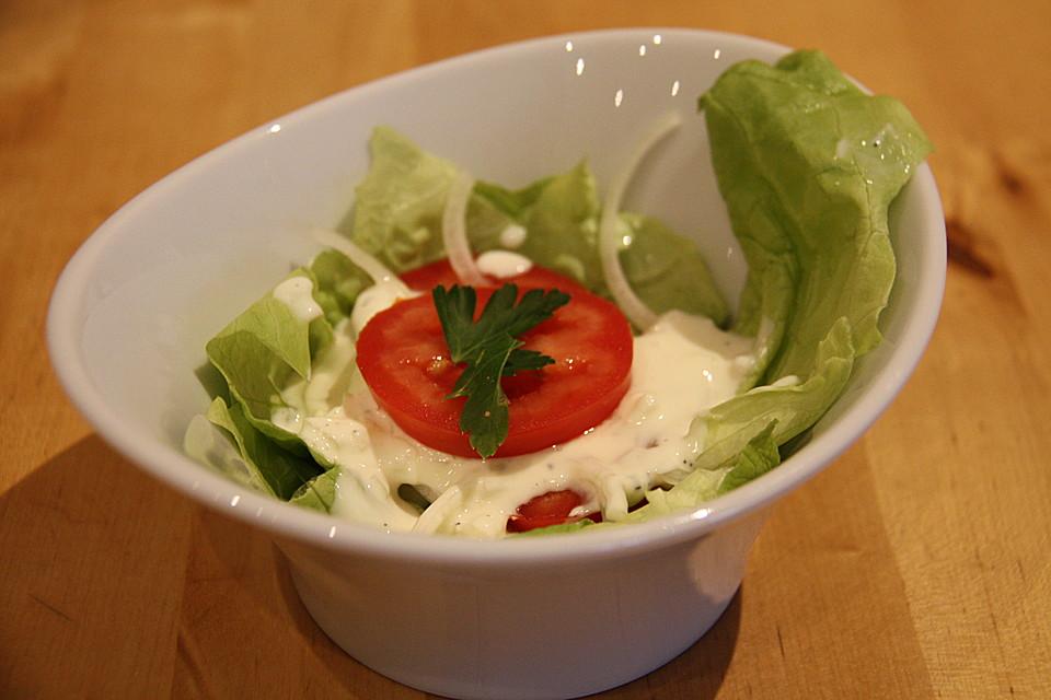 salatdressing mit joghurt von melina0804. Black Bedroom Furniture Sets. Home Design Ideas