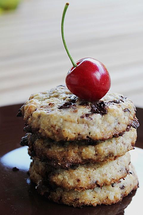 schoko cookies rezept mit bild von sweet gwendoline. Black Bedroom Furniture Sets. Home Design Ideas