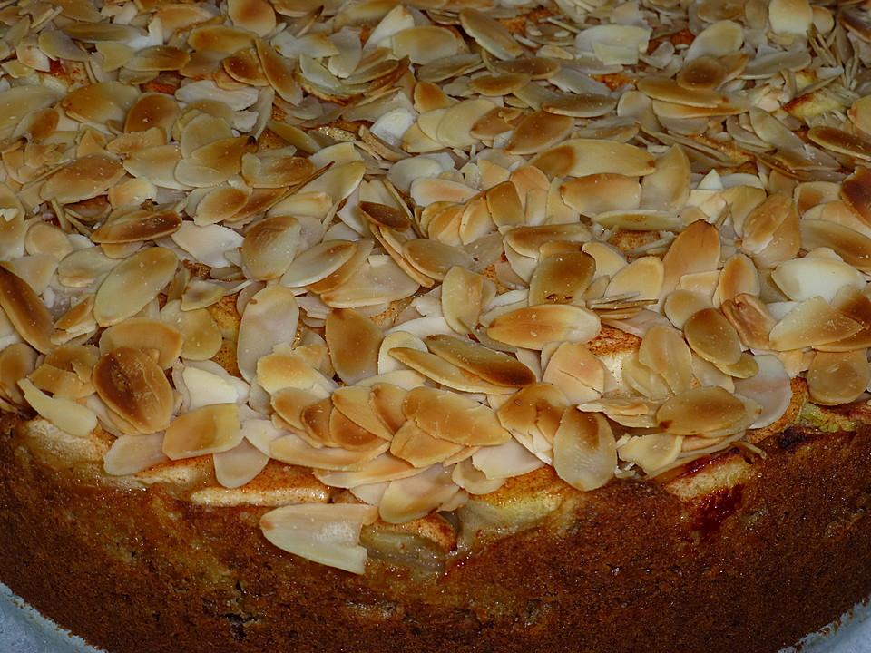 Urmelis Weihnachtlicher Apfel Blechkuchen Von Urmeli75 Chefkoch De