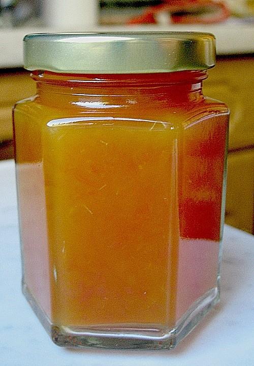 weihnachtliche marmelade rezept mit bild von anemonia. Black Bedroom Furniture Sets. Home Design Ideas