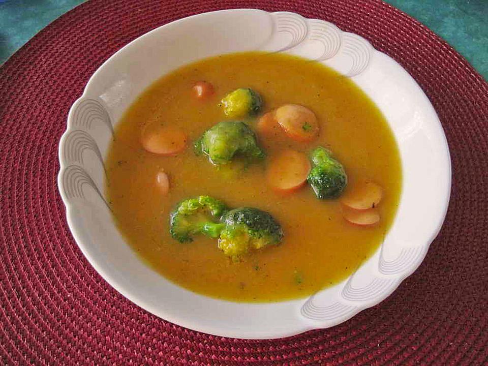 brokkoli kartoffel suppe rezept mit bild von cantito. Black Bedroom Furniture Sets. Home Design Ideas