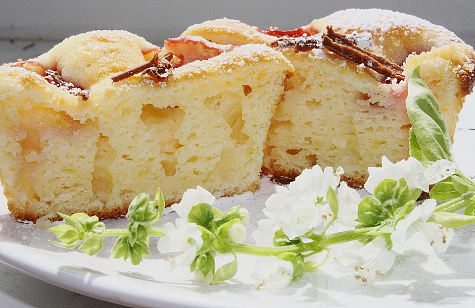 Ricotta - Erdbeer - Muffins (Rezept mit Bild) von Jacktel | Chefkoch ...