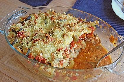 Mediterraner Kartoffel - Hackfleisch - Auflauf 2