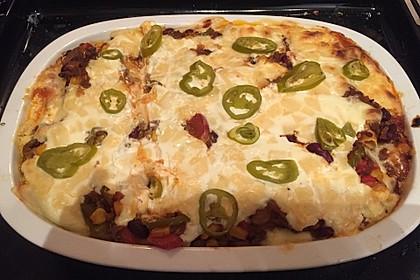 Enchilada - Auflauf