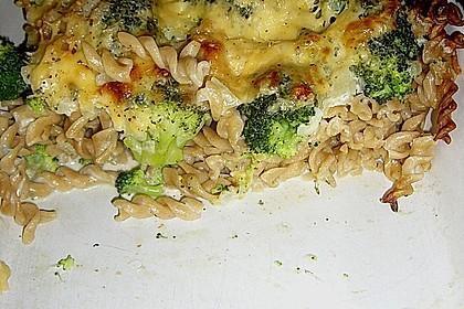 Nudel - Brokkoli - Auflauf 6
