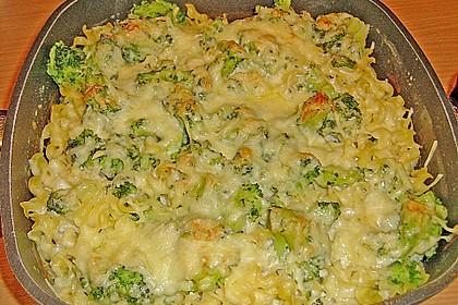 Nudel - Brokkoli - Auflauf 1