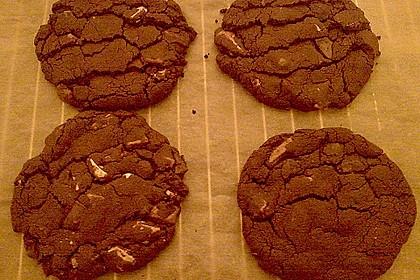 Chocolate Cookies á la Bondi American Style 1