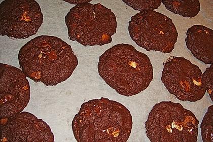 Chocolate Cookies á la Bondi American Style 5