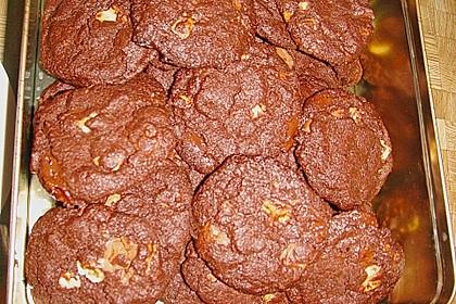 Chocolate Cookies á la Bondi American Style 2