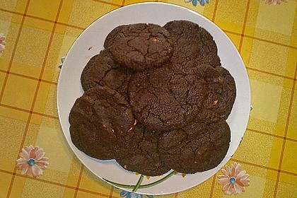 Chocolate Cookies á la Bondi American Style 4