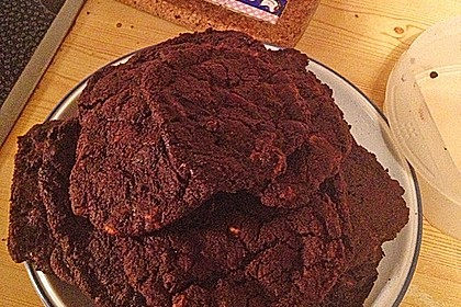 Chocolate Cookies á la Bondi American Style 6