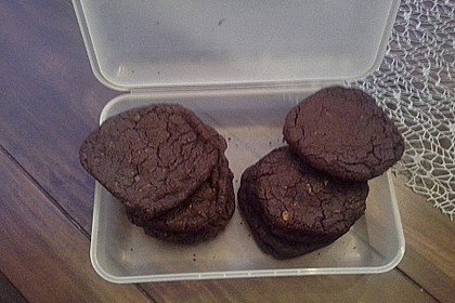 Chocolate Cookies á la Bondi American Style 3