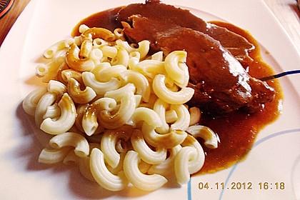 Omas  Fleisch aus der Kachel 29