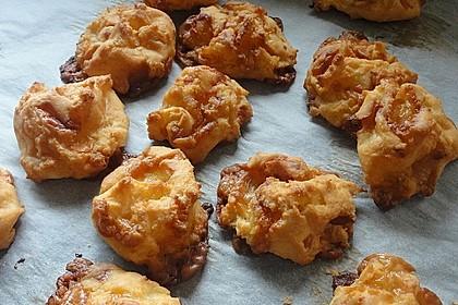 Käsebrötchen mit Tapiokamehl 2