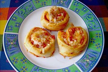 Pizzaschnecken 2