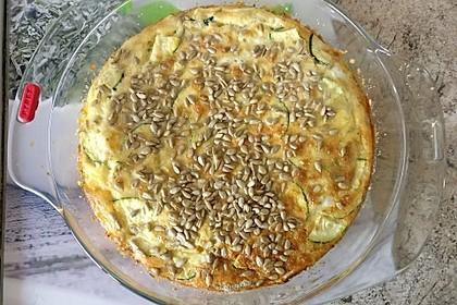 Zucchinifrittata 2