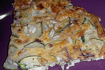 Zucchinifrittata 3