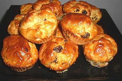 Frühstücks - Muffins 1