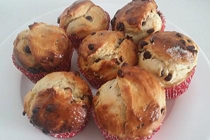 Frühstücks - Muffins