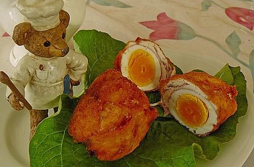 T ginger frittierte wachsweiche eier rezept mit bild - Eier wachsweich kochen ...
