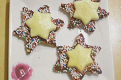 Bunte Sterne 10