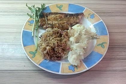 Gebratenes Sauerkraut 1