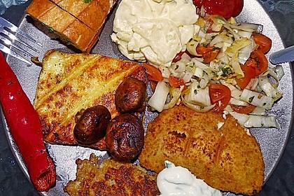 Chicoree - Tomaten - Salat 5