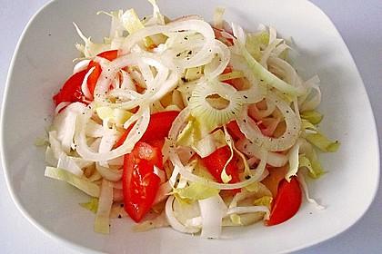 Chicoree - Tomaten - Salat 0