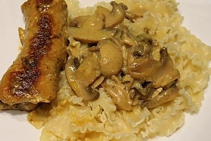 denchens Schweinerouladen mit Curry