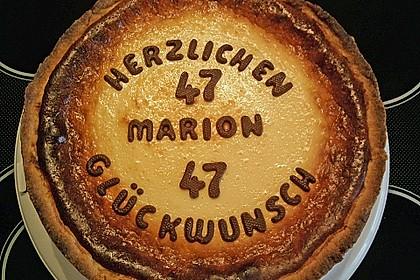 Käsekuchen von Tante Gertrud 142