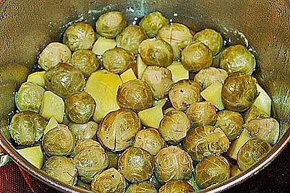 Cremige Rosenkohlsuppe nach Biancas Rezept 2