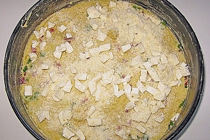 Kartoffelkuchen mit Hackfleischsauce 6