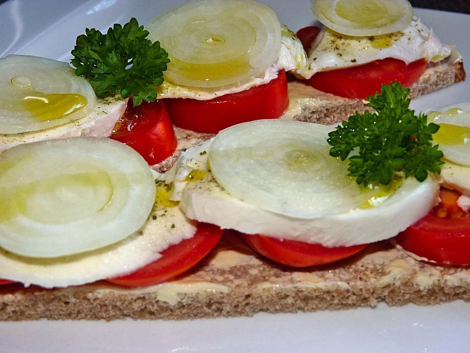 Brotzeit rezepte vegetarisch