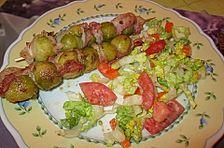 Rosenkohl - Bacon - Spieße