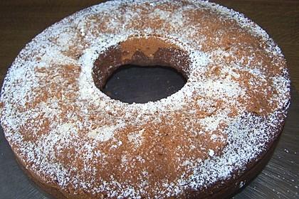 Marmorkuchen mit Mascarpone und Nougat 61