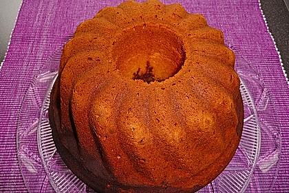Marmorkuchen mit Mascarpone und Nougat 51