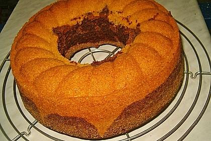 Marmorkuchen mit Mascarpone und Nougat 76