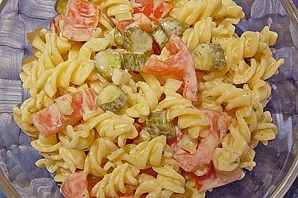 Kartoffelsalat mit leichtem Buttermilch - Joghurt - Dressing 8