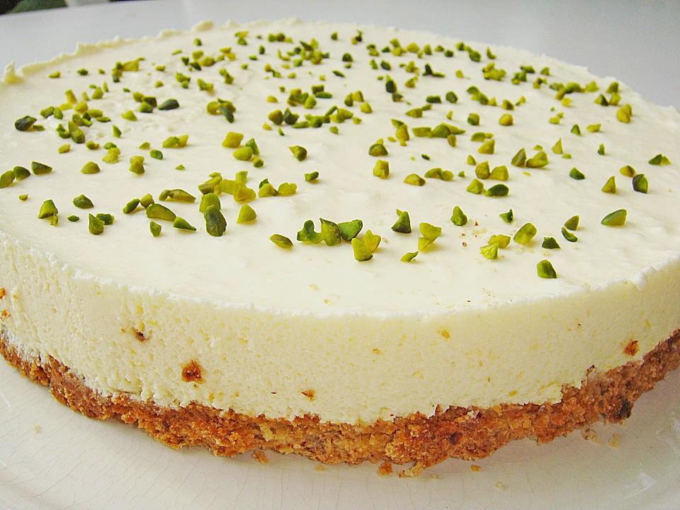 Zitronen sahne torte ohne gelatine