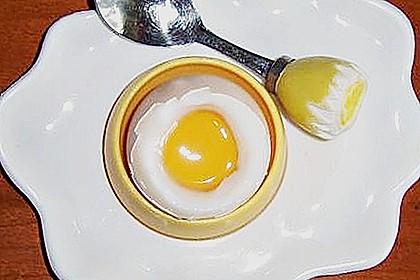 Weich gekochtes Ei - Spezialrezept 27