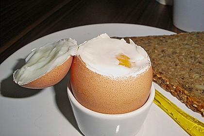 Weich gekochtes Ei - Spezialrezept 17