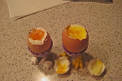 Weich gekochtes Ei - Spezialrezept 25