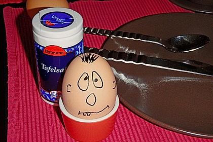 Weich gekochtes Ei - Spezialrezept 22