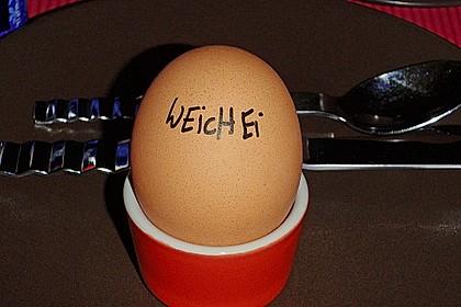 Weich gekochtes Ei - Spezialrezept 19