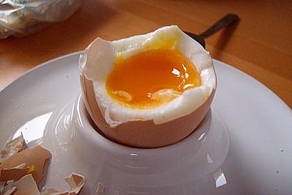 Weich gekochtes Ei - Spezialrezept 2